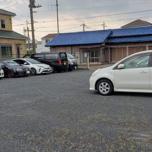 瀬尾第二駐車場の写真