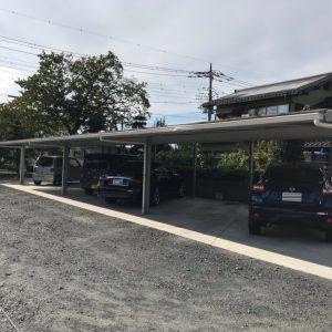 白鳥第7駐車場の写真