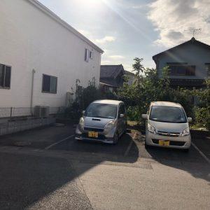 トゥエンティーワン駐車場の写真