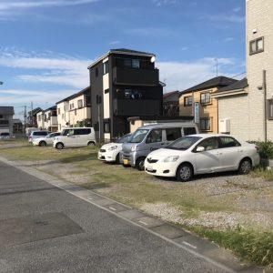 八木駐車場の写真