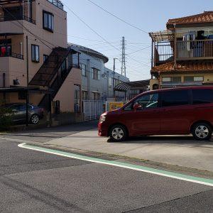 大沢石川駐車場の写真