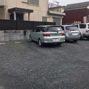 山口駐車場の写真