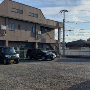 メルシェン第一駐車場の写真