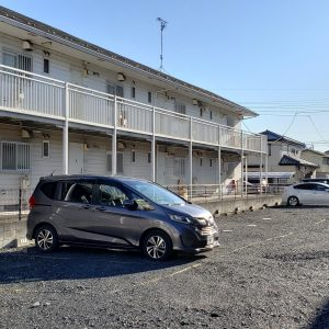 渡辺第一駐車場の写真