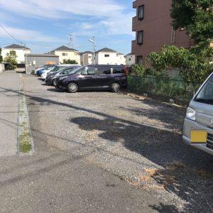 白鳥第2駐車場の写真