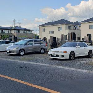 深野堀西駐車場の写真