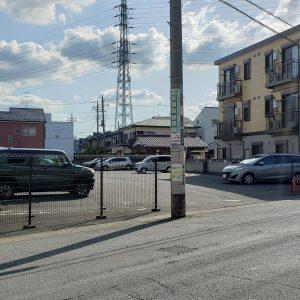 大里駐車場の写真