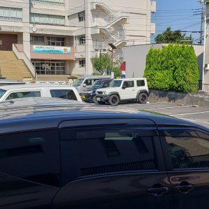 東大沢森駐車場の写真