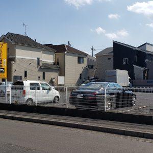 イーストヒル駐車場の写真
