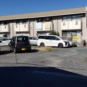 ルネ駐車場の写真