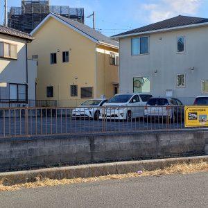 黒田大沢駐車場の写真