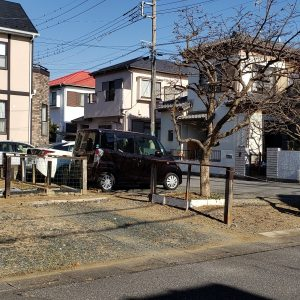 田中駐車場の写真