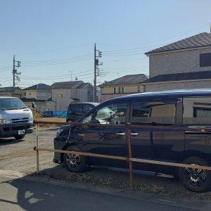 平野駐車場の写真