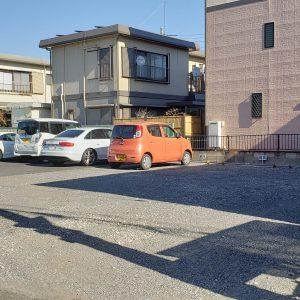 東大沢第1駐車場の写真