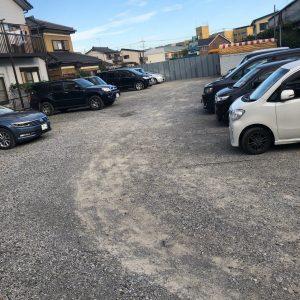 越ヶ谷中村駐車場の写真