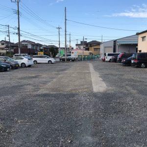 尾ヶ井第2駐車場の写真