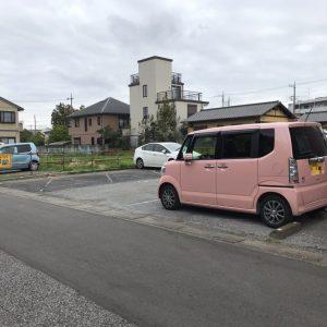 石井第一駐車場の写真