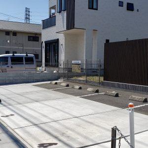 大房新生駐車場の写真