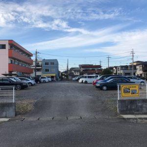 弥十郎第二駐車場の写真