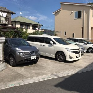 ヤマミ駐車場の写真