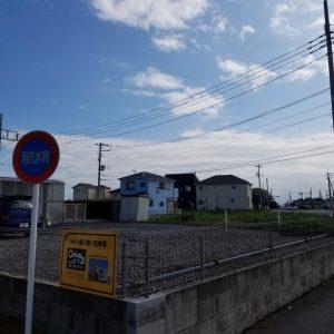 小曽川第一駐車場の写真