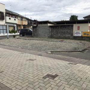フジオックス庄和町駐車場の写真