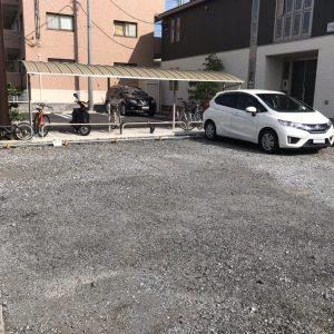 藤井第九駐車場の写真
