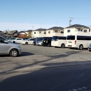 白鳥第3駐車場の写真