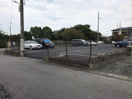 石川第一駐車場の写真