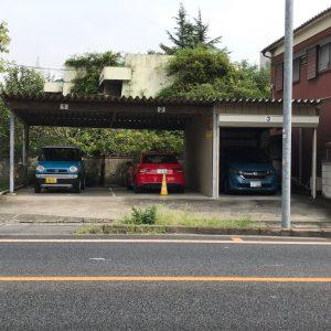 大沢第3駐車場の写真