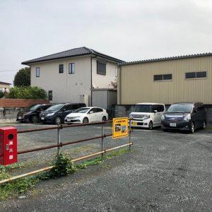 岡崎第2駐車場の写真