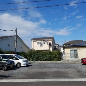 小曽川第二駐車場の写真