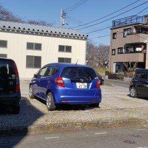 さくら駐車場の写真