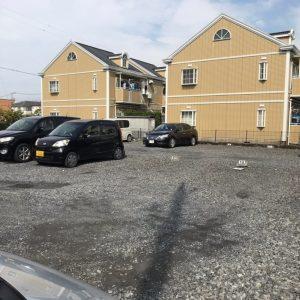 石井第三駐車場の写真