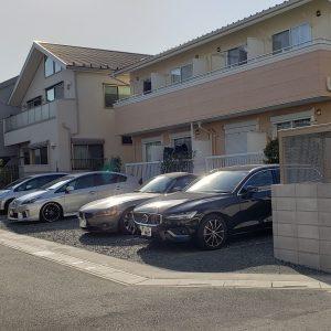 ビレッジ駐車場の写真