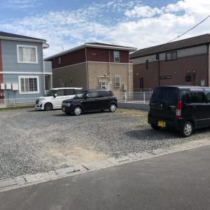 根岸駐車場の写真