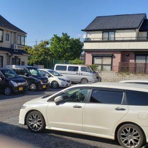 大林駐車場の写真