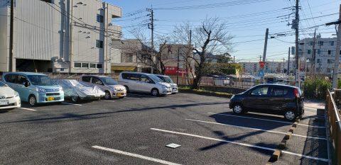 渡辺第二駐車場の写真