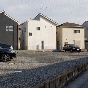藤井第六駐車場の写真