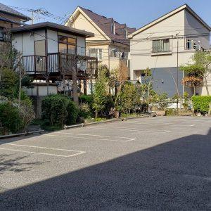 秦野パーク駐車場の写真