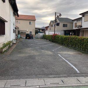 大沢一丁目駐車場の写真