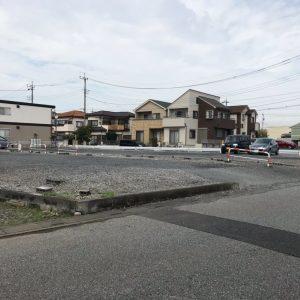 石川第五駐車場の写真