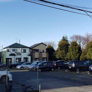 弥十郎第一駐車場の写真