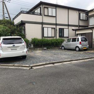 弥十郎鎌田駐車場の写真