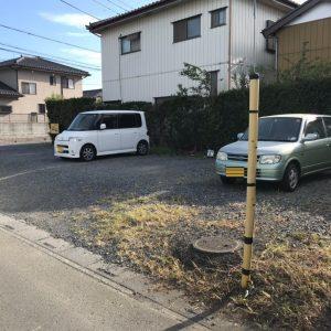 弥十郎第三駐車場の写真