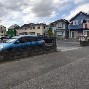 岡井第三駐車場の写真