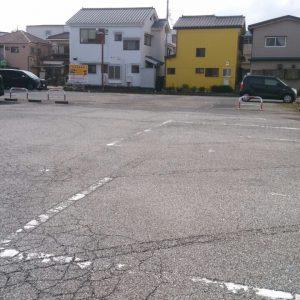 大房駐車場の写真