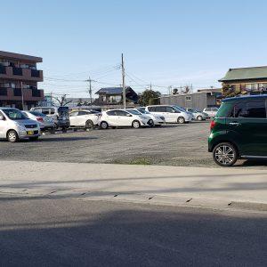 白鳥第5駐車場の写真